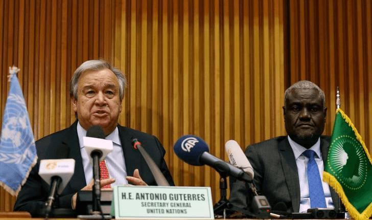الاتحاد الإفريقي والأمم المتحدة يدعوان القادة الصوماليين إلى إنهاء الخلاف السياسي