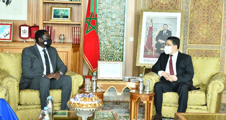 """غامبيا تجدد دعمها """"الذي لا يشوبه أي غموض"""" لسيادة المغرب على صحرائه"""