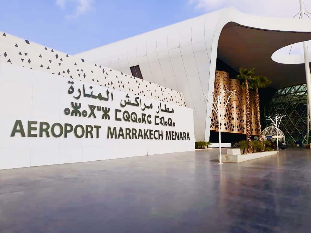"""L'aéroport international Marrakech-Menara certifié """"AHA"""" par le Conseil international des aéroports"""