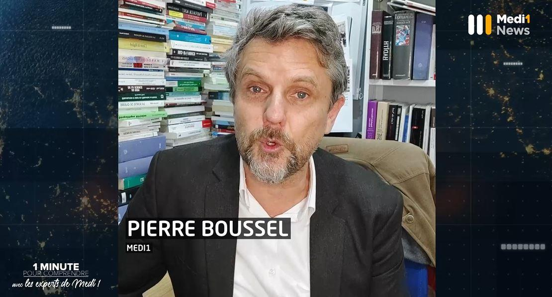 """""""Tunisie : une dette de 28 milliards de dollars"""" : 1 minute pour comprendre avec Pierre Boussel"""