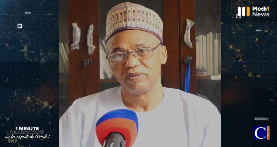 """""""Sommet du G5-Sahel : le développement marginalisé"""" 1 minute pour comprendre avec Dr Ahmat Yacoub Dabio, Président du CEDPE"""