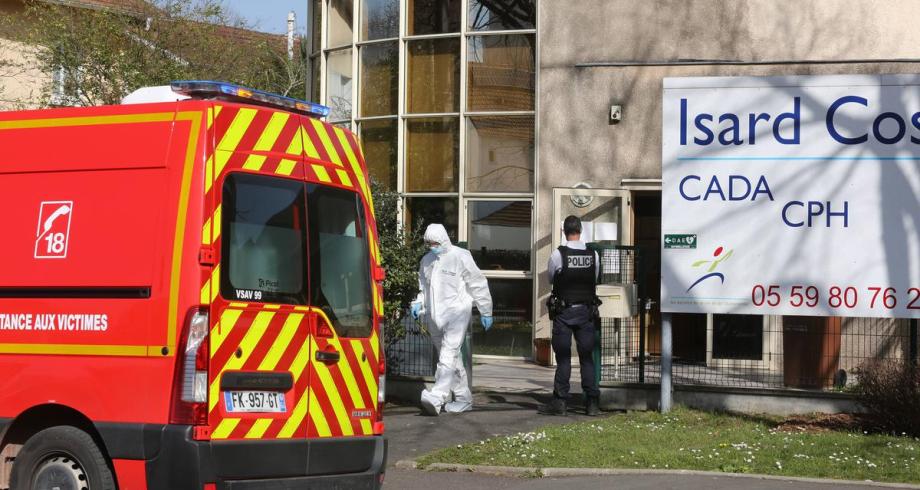 France: un mort après une agression au couteau dans un centre d'accueil pour réfugiés