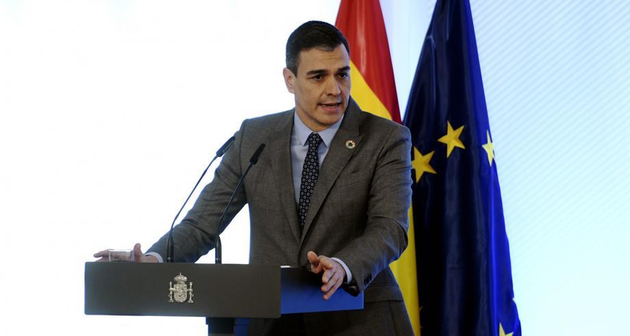 """بيدرو سانشيز: """"جميع أشكال العنف مرفوضة والحكومة ستتصدى لها بكل الوسائل"""""""