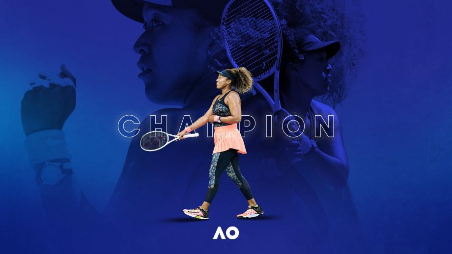 Tennis: Naomi Osaka remporte l'Open d'Australie