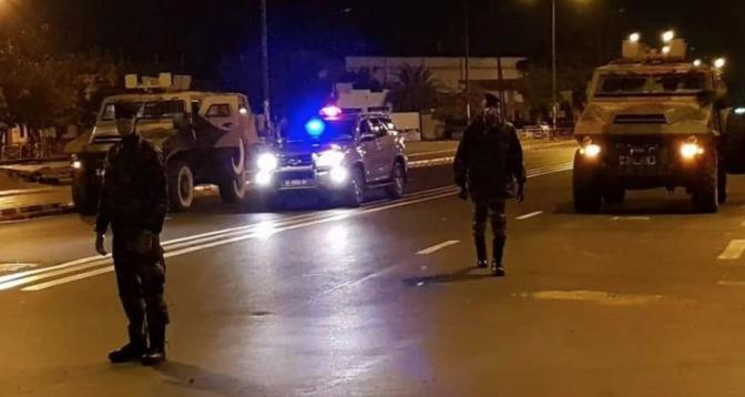 Covid-19 au Sénégal : le couvre-feu partiel prolongé jusqu'au 20 mars à Dakar et Thiès