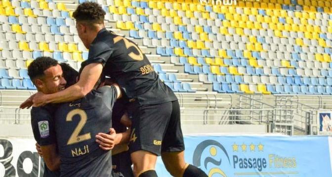 فيديو.. أولمبيك آسفي يفوز على المغرب التطواني بثلاثية