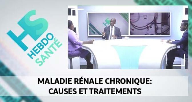 Hebdo Santé > Maladie rénale chronique: causes et traitements