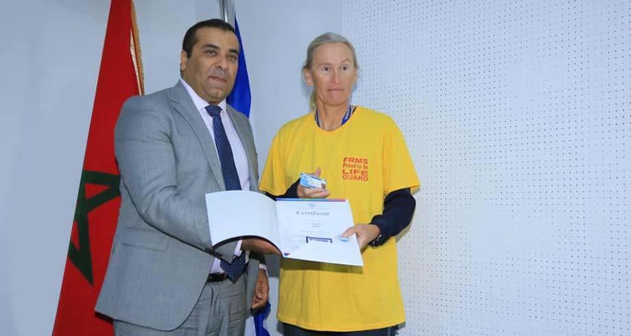 انتخاب المغربي محمد علي غربال رئيسا للاتحاد الإفريقي للإنقاذ