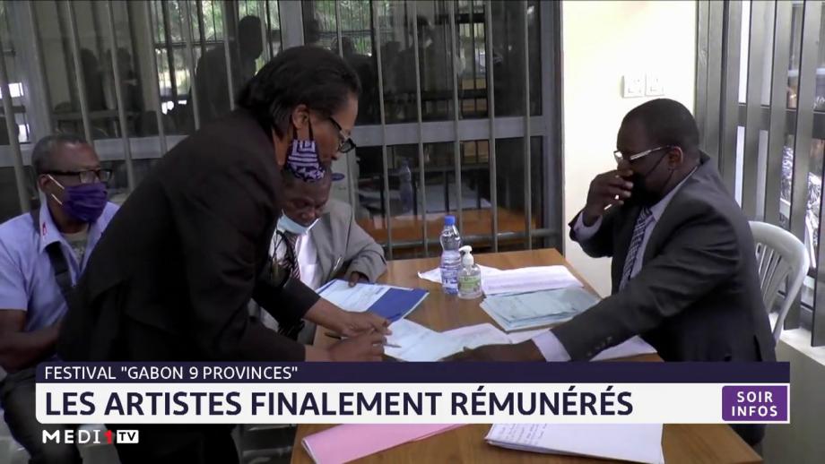 """Festival """"Gabon 9 Provinces"""": les artistes finalement rémunérés"""