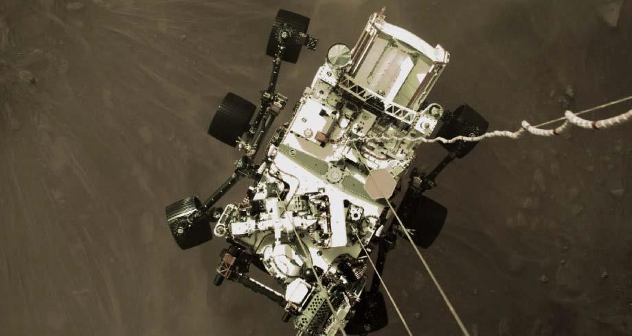 """""""برسفيرنس"""" خامس مركبة جوالة أمريكية على سطح المريخ .. فمتى يحين دور البشر؟"""