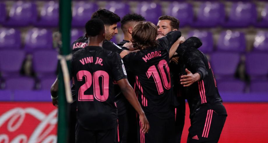 Championnat d'Espagne: le Real Madrid l'emporte face à Valladolid