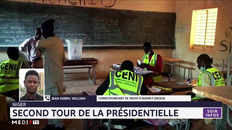 Second tour de la présidentielle au Niger. Le point avec Jean Djibril William