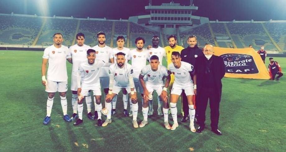 Coupe de la CAF: le TAS de Casablanca éliminé