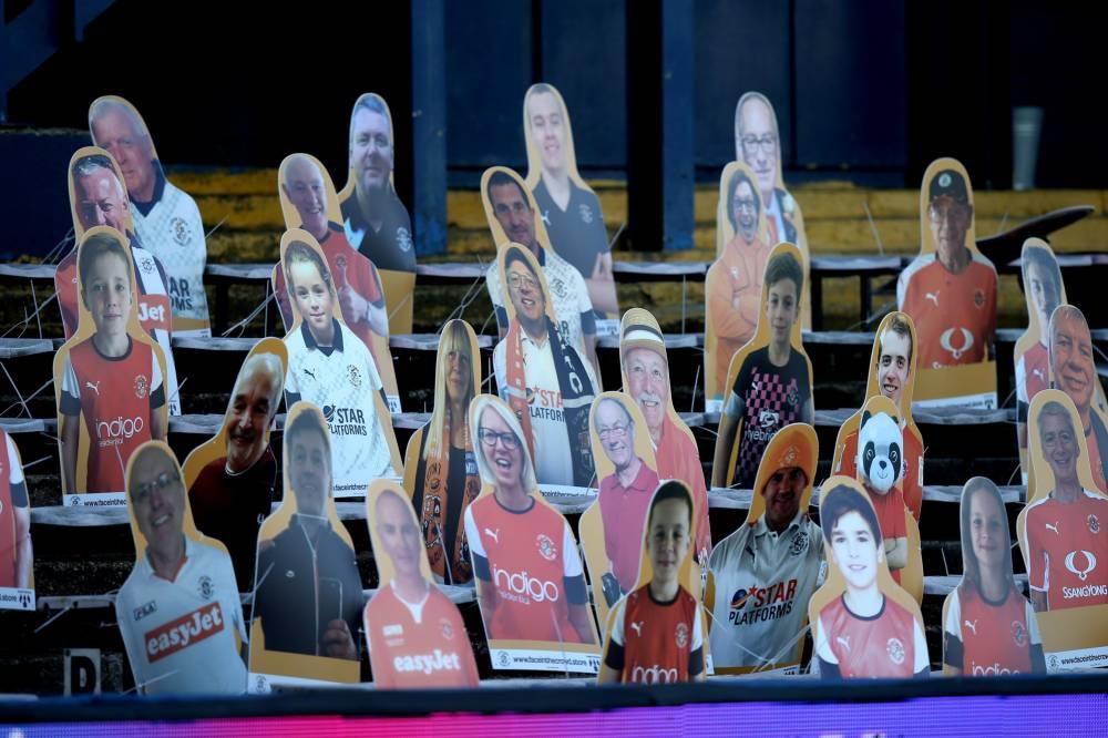 Angleterre: le retour des supporters dans les stades espéré à partir du 17 mai
