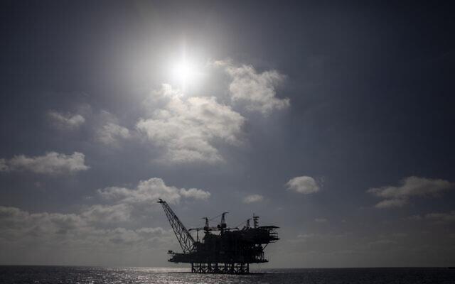 Accord Israël-Egypte pour la construction d'un gazoduc offshore