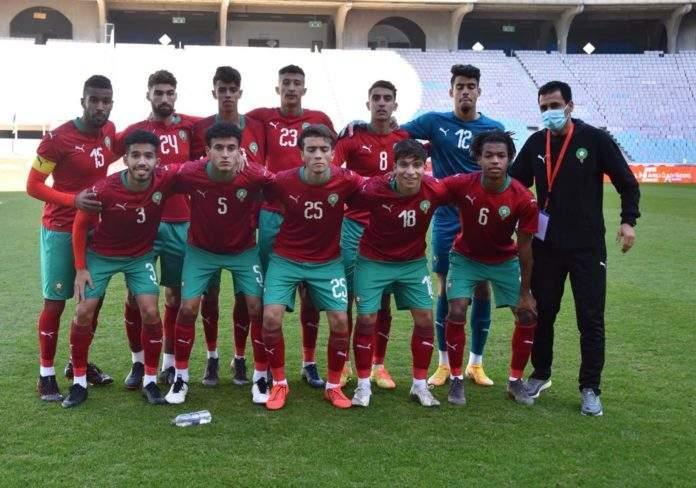 Foot - CAN Mauritanie U20 : Le Maroc bat la Tanzanie (3-0) et se qualifie pour les quarts de finale