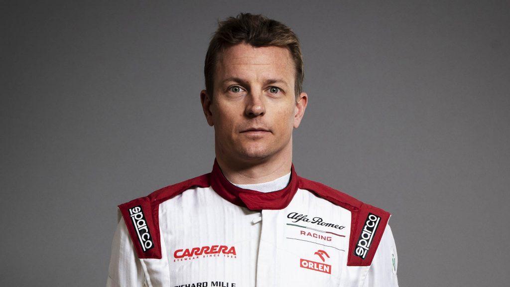 Formule 1: Portrait du pilote finlandais Kimi Räikkönen