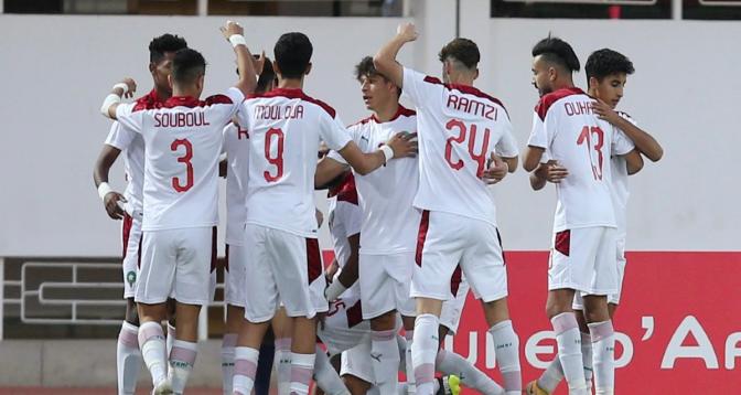 Foot-CAN-U20: le Maroc affrontera la Tunisie en quarts de finale