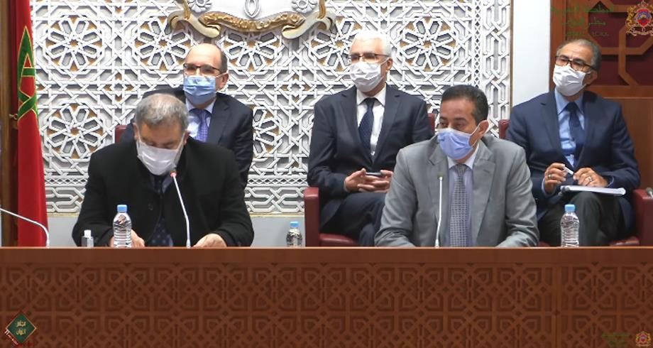 أبرز نقاط مداخلة وزير الداخلية حول مشروع قانون انتخاب أعضاء مجالس الجماعات الترابية