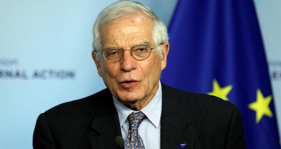 الصراع الإسرائيلي-الفلسطيني .. بوريل يجدد دعم الاتحاد الأوروبي لحل الدولتين