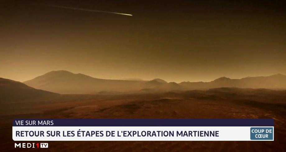 Coup de cœur : Vie sur Mars, retour sur les étapes de l'exploitation martienne