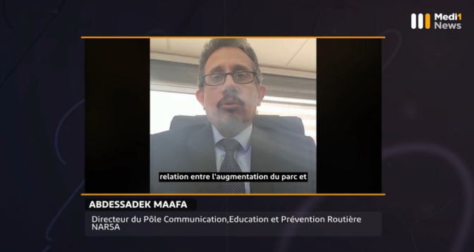 3 questions à... Abdessadek Maafa