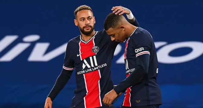 PSG: vers la prolongation des contrats de Neymar et Mbappé ?