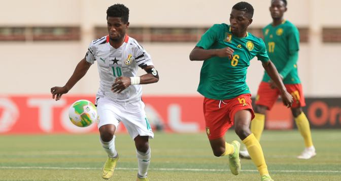 CAN Mauritanie U20: le Ghana, premier qualifié pour les demi-finales