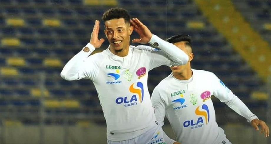 Botola Pro D1: victoire à domicile du Raja de Casablanca face à l'Ittihad de Tanger