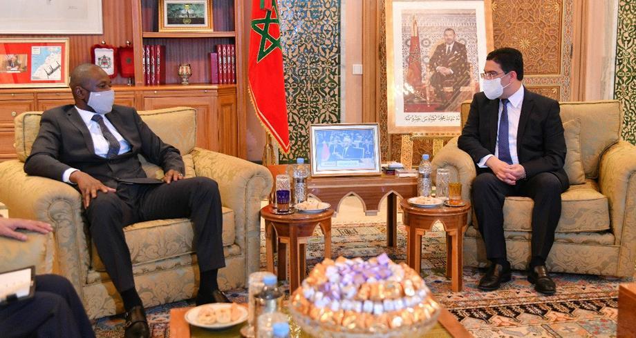 عصيمي غويتا يشيد بدور المغرب في مواكبة الانتقال بمالي