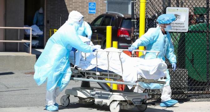 أكثر من 2,5 مليون وفاة بسبب كوفيد-19 في العالم