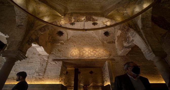 بالصدفة، الكشف عن حمام إسلامي من القرن الـ12 في إحدى حانات إشبيلية