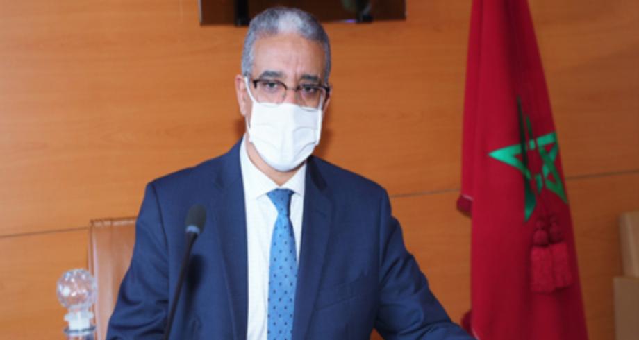 رباح يؤكد مجددا على التزام المغرب بتقوية التعاون جنوب-جنوب