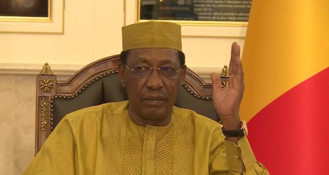 Tchad: le président Déby opère un léger remaniement ministériel