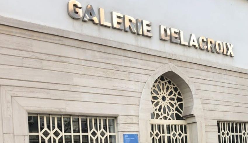 Tanger: la Galerie Delacroix rouvre ses portes