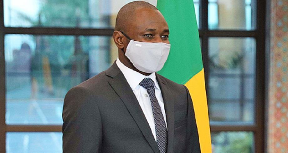 Le Général de Corps d'Armée, Inspecteur Général des FAR reçoit le Colonel Assimi Goïta, vice-Président malien
