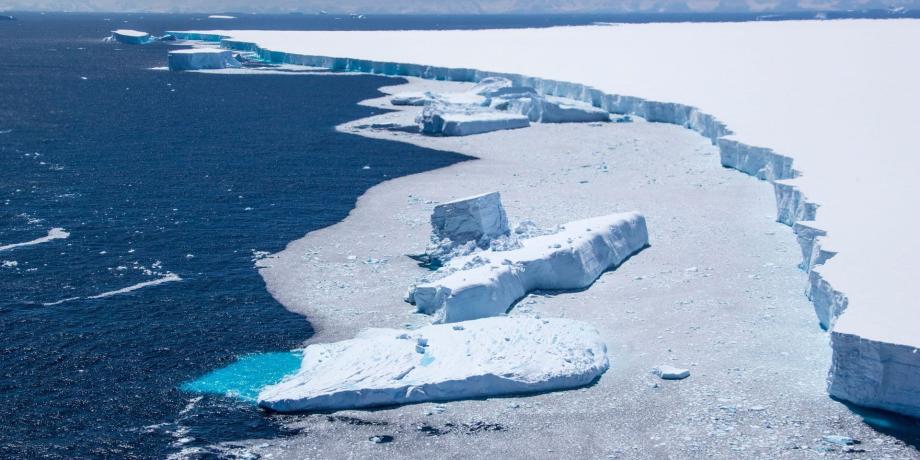 Antarctique: record de chaleur de 18,3 °C enregistré en février 2020