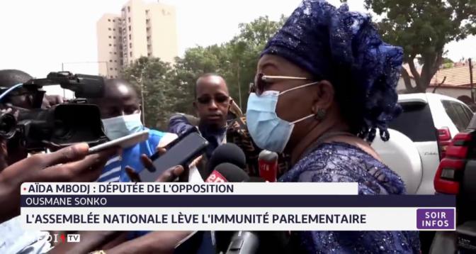 Sénégal : l'immunité parlementaire du député Ousmane Sonko levée