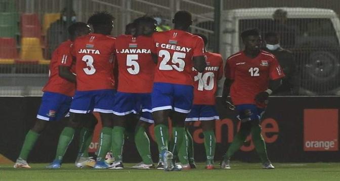 Foot-CAN-U20: la Gambie s'impose face à la Centrafrique et se qualifie en demi-finale