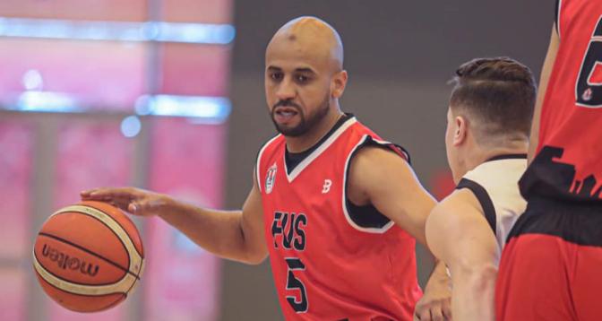 Championnat national de basket : Le FUS de Rabat s'impose à domicile face à l'AS FAR 67-66
