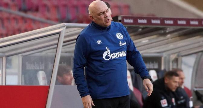 Schalke 04 se sépare de son entraîneur et plusieurs dirigeants