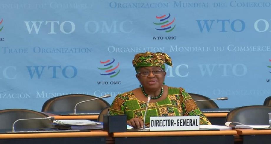 La nouvelle DG de l'OMC appelle à débloquer les négociations sur la pêche
