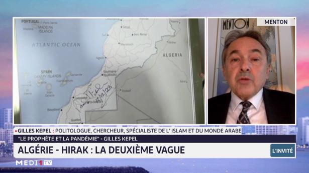 Quel impact  de la reconnaissance US de la marocanité du Sahara ? Analyse de Gilles Kepel