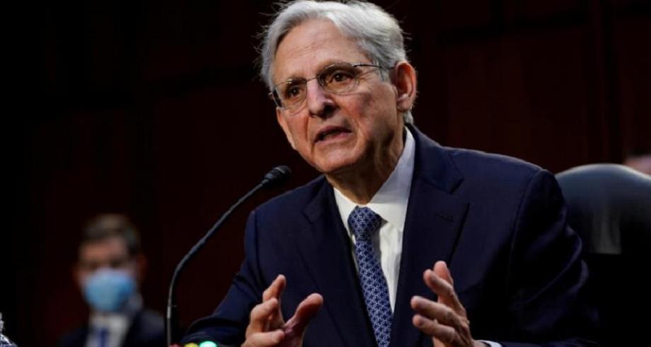 الولايات المتحدة .. لجنة العدل بمجلس الشيوخ توافق على تعيين غارلاند وزيرا للعدل