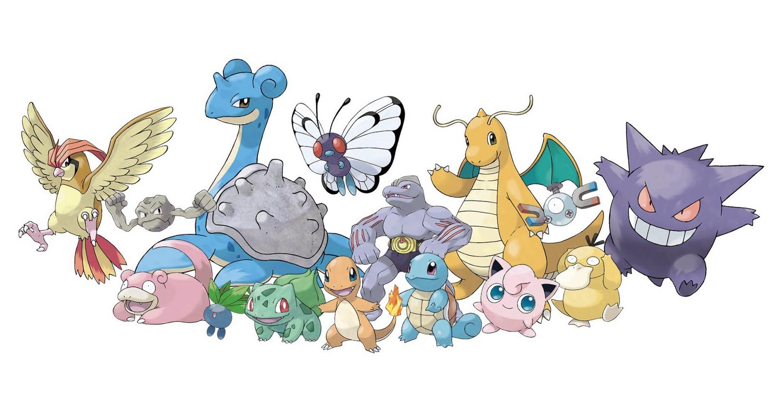 Les Pokémon fêtent leur 25 ans