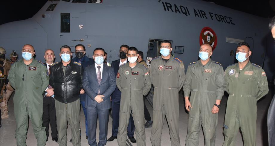 وصول أول دفعة من اللقاح الصيني إلى العراق