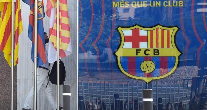 Perquisitions au siège du Barça : plusieurs arrestations, dont l'ex-président Bartomeu