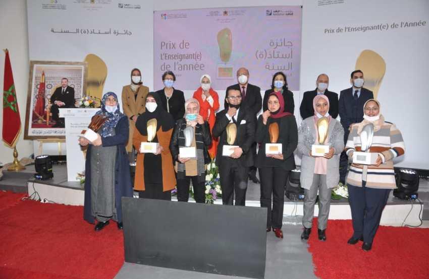 """ضيف التحرير: """"جائزة أستاذ السنة"""" تكرم رجال ونساء التربية والتعليم بجهة مراكش آسفي"""