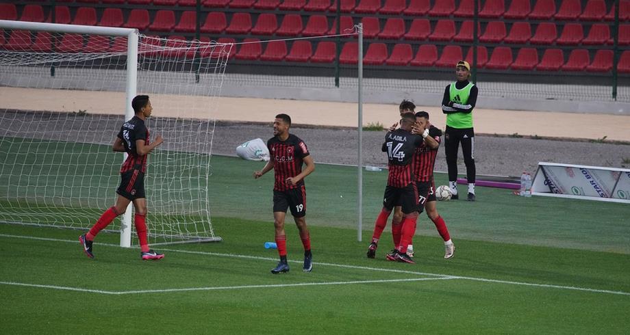 Coupe du Trône (2019-2020): le Chabab Mohammédia qualifié aux quarts de finale