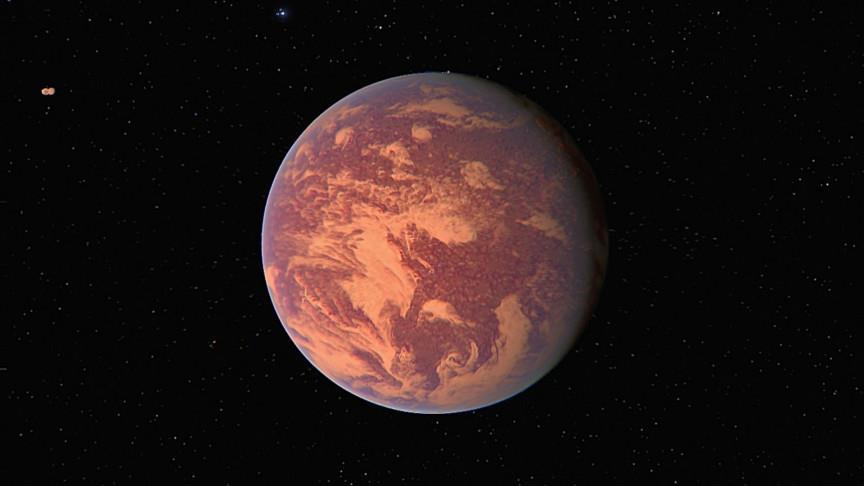 العلماء يدرسون إمكانية وجود آثار حياة في كوكب خارجي اكتُشف حديثا
